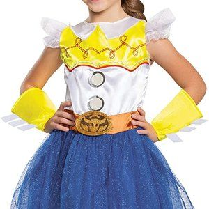 Jessie Tutu Deluxe Toy Story  Cowgirl Costume